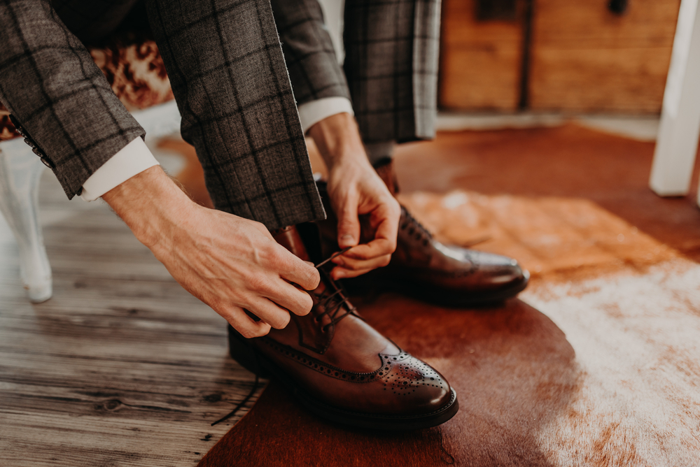 pakerson dress shoes