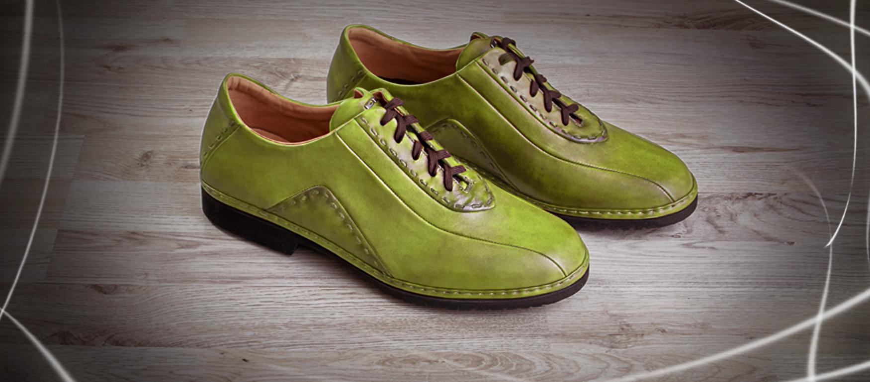BOLGHERI derby shoe