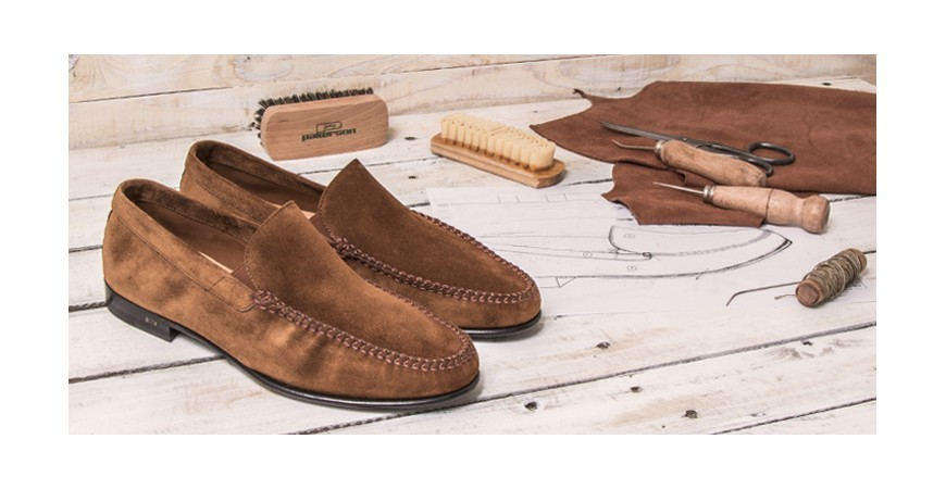MATCHING CASUAL MOCCASINS AND SLIP-ONS | PAKERSON IDEAS