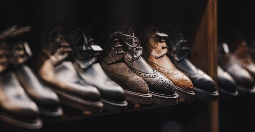 MEN'S FOOTWEAR. THE LUXURY BETWEEN FORMAL DESIGN AND INSPIRATION FROM TRADITION.