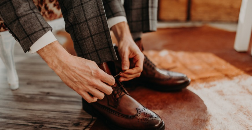DRESS SHOES | THE PRESTIGIOUS PAKERSON STYLES